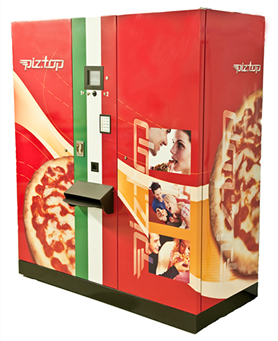Piz.Top Pizza-Automat